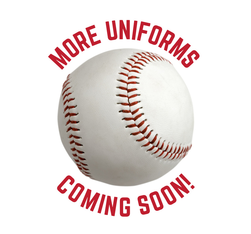 More uniforms coming soon