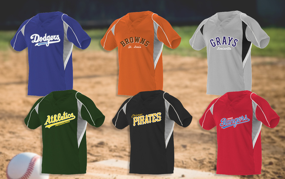 Featured fan sports apparel