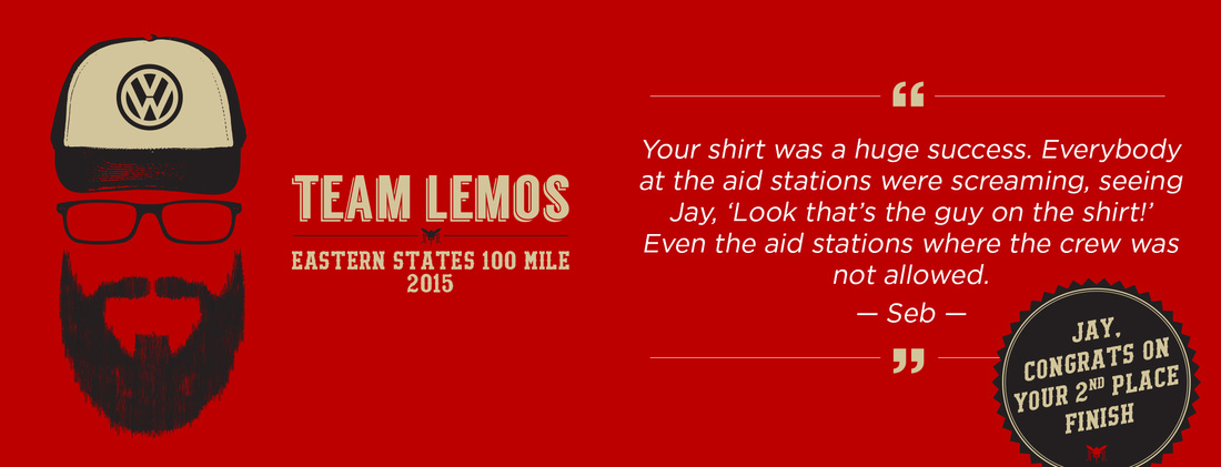 Team Lemos - Eastern states 100 mile - 2015